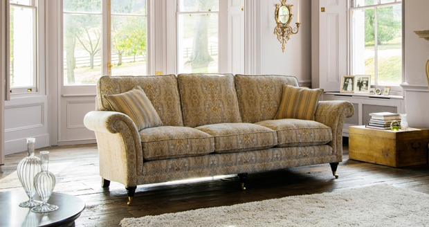 Фабрика PARKER KNOLL диван Burghley